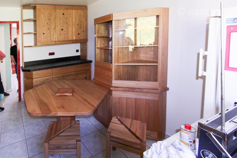 cuisine A table orme sur mesure