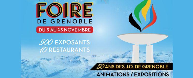 Foire de Grenoble 2017