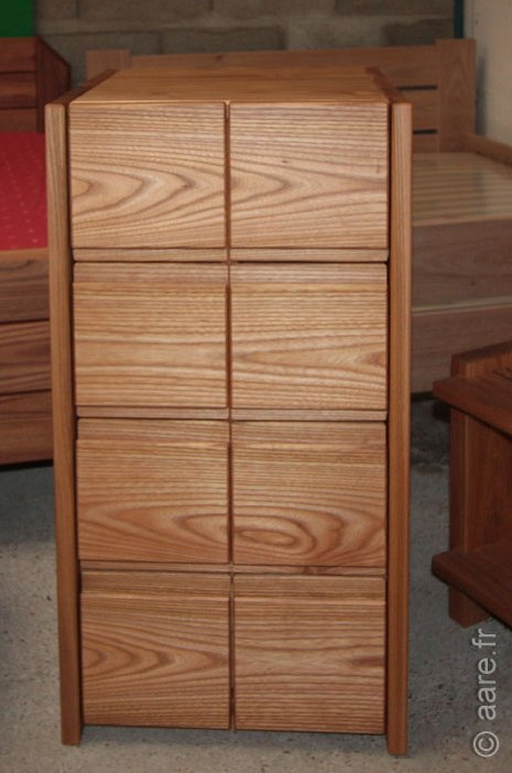 meuble complement A orme massif sur mesure
