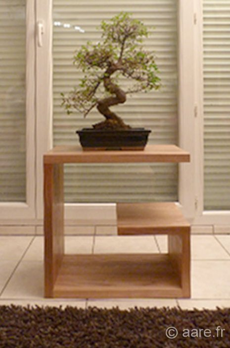 meuble complement R orme massif sur-mesure